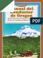 Manual Del Conductor de Oregon