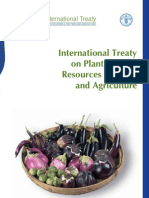 Plant Treaty - International Treaty on Plant Genetic Resources for Food and Agriculture