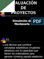 SIMULACIÓN DE MONTECARLO