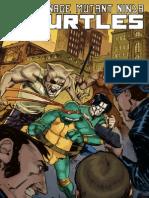 Teenage Mutant Ninja Turtles #4 Preview