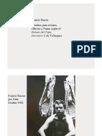 Francis+Bacon+Retratos+Del+Papa