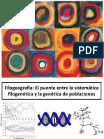 Filogeografía