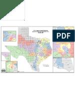 82nd Legislature passed Congressional Map