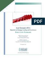 Lost Ground Exec Summary