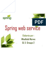 Spring Web Service
