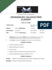 OCPA Program