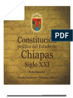 CONSTITUCIÓN_POLÍTICA de CHIAPAS