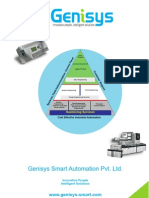 Profile- Genisys Smart Automation Pvt Ltd
