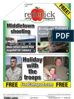 Frederick County Report 11/29/11