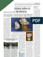 fosiles Anglo-Galesa y Perú