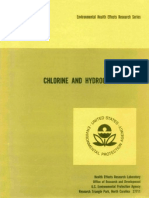 Chlorine and Hydrogen Chloride 1976