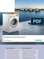 Washing Brochure English