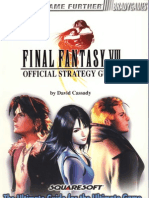 Final Fantasy VIII - Official Strategy Guide - Brady Games