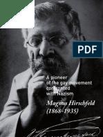 Hommage to Magnus Hirschfeld (EN)