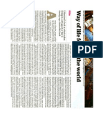 Urbanized Film in Guardian Weekly Nov 4 2011
