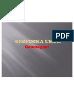 Geomagnet