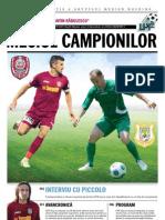 CFR 1907 Cluj vs CS Mioveni-Decembrie 2011
