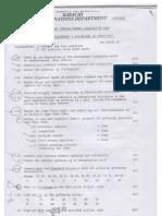 Stats- KU Exam Papers- 2000-2011