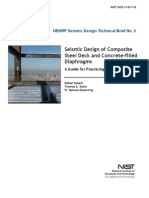 0007195-Seismic Design of Composite Steel Deck and Concrete
