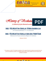 Sri Venkatachala Mahatmyam-En