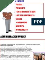 Adminsitración Publica