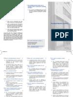 Paintball Brochure PB0035