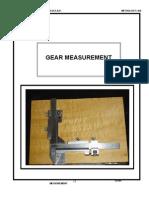 Gear Measurement