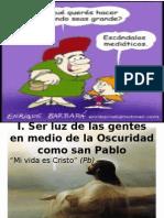 Año 2008-2009 dedicado a San Pablo