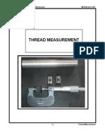 Thread Measurement