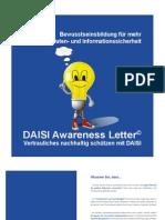 DAISI Security Awareness