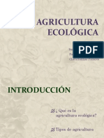 La Agricultura Ecologica
