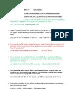 Examen 2ºMat - 28-nov   -   Soluciones