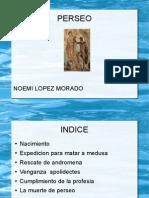 PERSEO- NOEMI