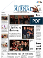 The Abington Journal 11-30-2011