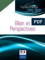 Le plan France Numérique 2020