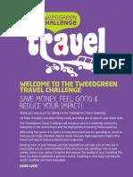 Tweedgreen Challenge - Travel