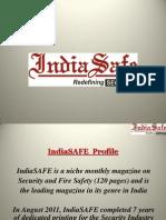 IndiaSAFE Media Pack (N) 2012