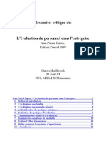 EvaluationEmployés
