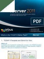 TOGAF 9 Starter Pack - Overview