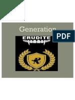 Gen- Erudite (2)