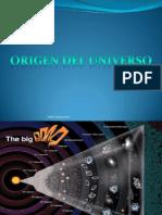 Origen de Las Galaxias, Sistema Solar y Tierra