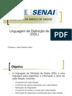 DDL - SQL