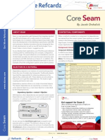 Seam - Refcardz Core Seam