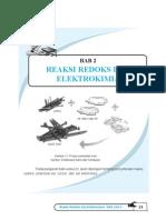 Reaksi Redoks Elektrokimia Kls Xii