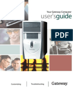 Gateway 310 Desktop Guide 9524416