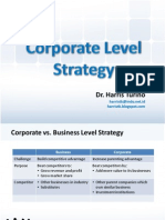 08 - Diversification and Corporate Parenting (Harris Turino)