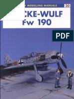 Osprey Modelling Manual 20 - FW190