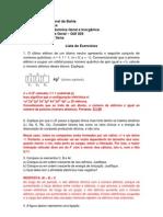 Lista 1_2011.2 - Gabarito