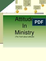 A.I.M. (Attitude in Ministry)