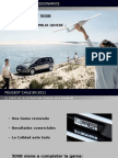 Lanzamiento Peugeot 5008